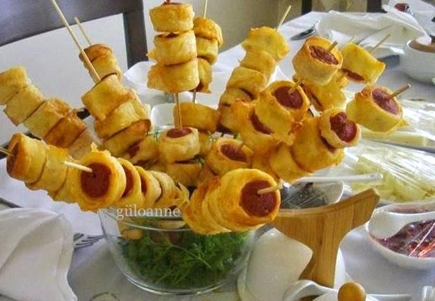 Börek ve Kahvaltı için altarnatifler