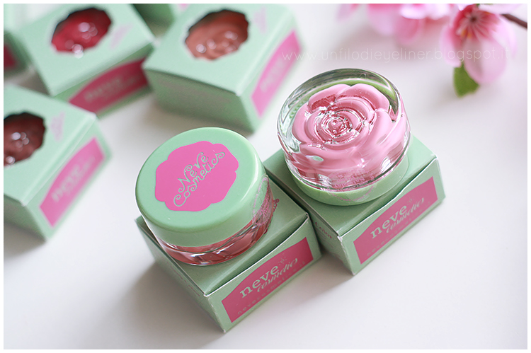 Neve Cosmetics - Blush Garden: Preview