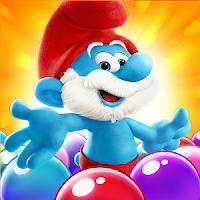 Smurfs Bubble Story MOD APK