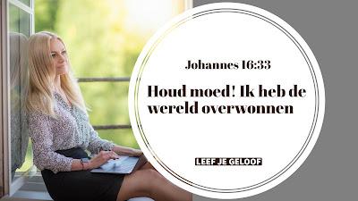 Leef je geloof: Houd moed!, Hillie Snoeijer