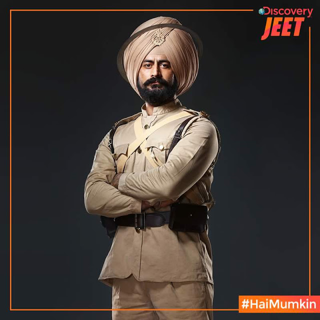 Discovery JEET 21 Sarfarosh: Saragarhi 1897 wiki, Full Star Cast and crew, Promos, story, Timings, BARC/TRP Rating, actress Character Name, Photo, wallpaper. 21 Sarfarosh: Saragarhi 1897 on Discovery JEET wiki Plot, Cast, Promo.Title Song, Timing
