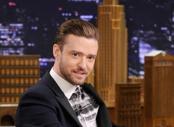 Justin Timberlake no sabía que tomarse una foto votando era ilegal (VIDEO)