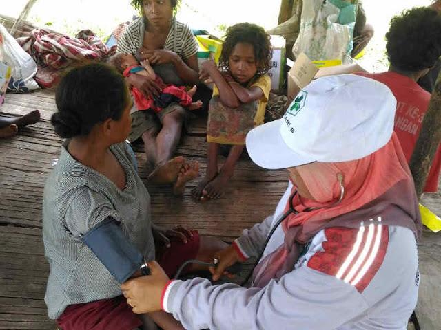 Moeldoko Ungkap Pemerintah RI Cepat Tangani Gizi Buruk Suku Mausu Ane
