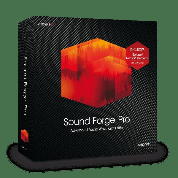 sony sound forge pro 10.0b