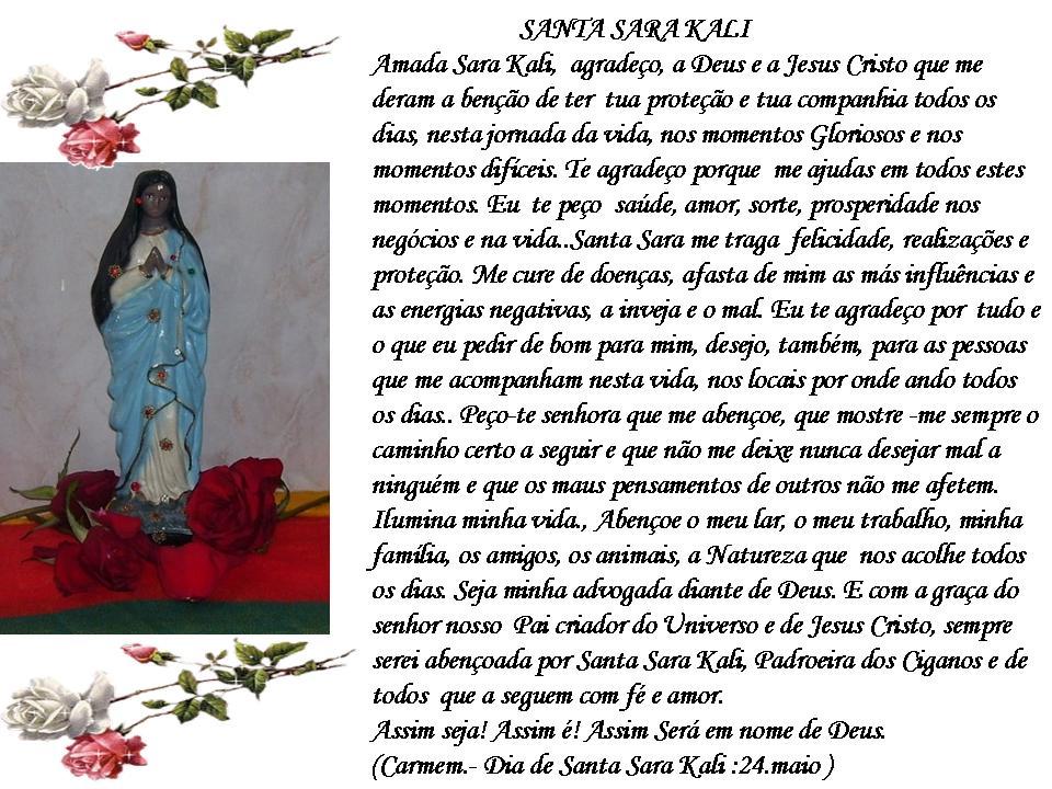 Oração Cigana Para Proteção No Trabalho: TENDA DE SARA KALI : Junho 2012