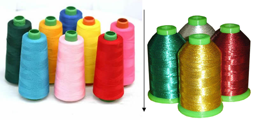 Embroidery Thread | Study on Sewing Thread and Embroidery Thread - Textile  Learner