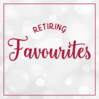 Check out the retiring items!
