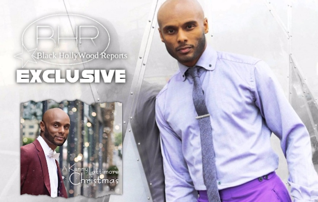 "Kenny Lattimore Is Home For The Holidays Releasing New Christmas Album ""A Kenny Lattimore Christmas"""