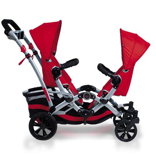 Mumicollection Kolcraft Contours Option Tandem Stroller