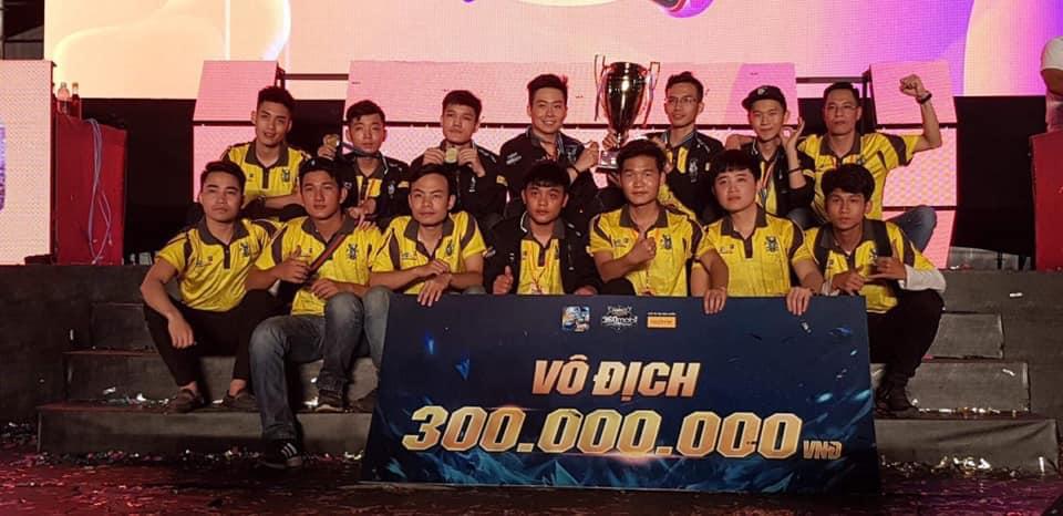 Cam Quýt cùng VEC Fantasy Main lên ngôi vô địch chung kết quốc gia Bang Bang: Mobile Legend!