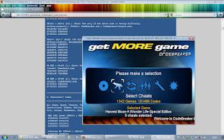 Download Code Breaker v10 For CHEAT PCSX2 | Kenji Blog's