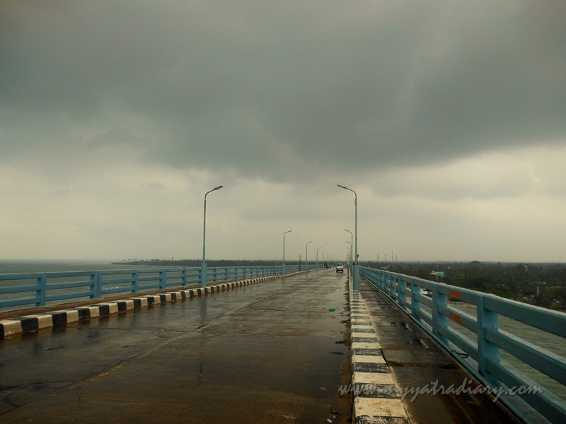 The Panbam Road Bridge, Rameshwaram