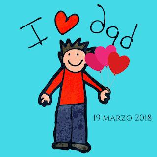caro Papà ti voglio bene