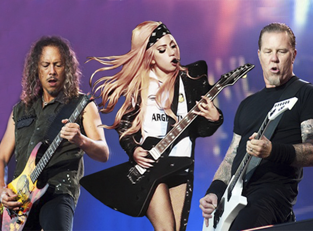 Grammy Producer Discuss Lady Gaga & Metallica's Collab