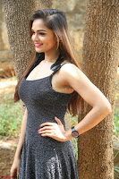 Aswini in lovely Deep Neck Sleeveless Black Dress Spicy Pics ~  Exclusive 60.JPG