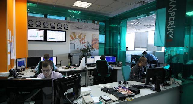 La hora de la seguridad total: Kaspersky lanza su propio sistema operativo