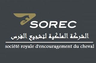 sorec-société royale d'encouragement du cheval-الشركة الملكية لتشجيع الفرس