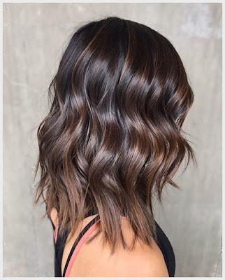 hair colour ideas highlights