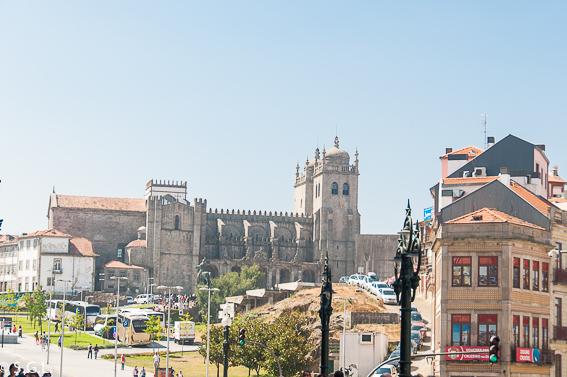 Que ver en Oporto en un dia. La Se