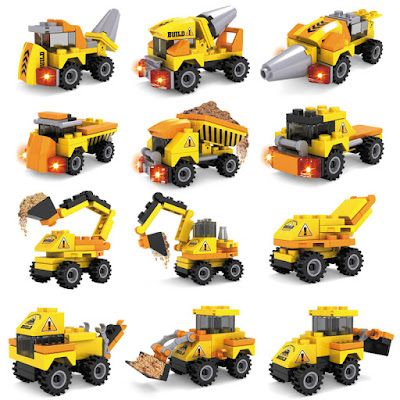 Where to Buy Mini Construction Toys