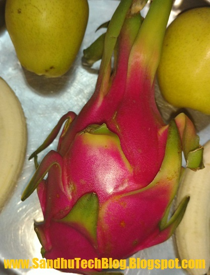 top 5 healthy fruits what is dragon fruit