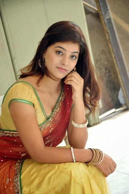 Yamini half saree photos-HQ-Photo-3