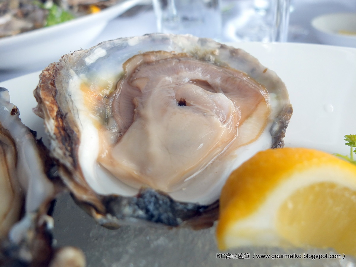 KC賞味隨筆: Ambrosia Oyster Bar & Grill ~ 蠔食天下