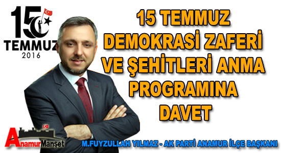 Ak Parti, Anamur, Anamur Haber, Anamur Haberci, Anamur Haberleri, Anamur Son Dakika, SİYASET,