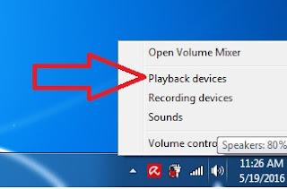 Kadang mendadak speaker laptop mengalami problem tidak sanggup mengeluarkan bunyi atau mati Solusi Memperbaiki Speaker Laptop Tidak Bersuara / Mati