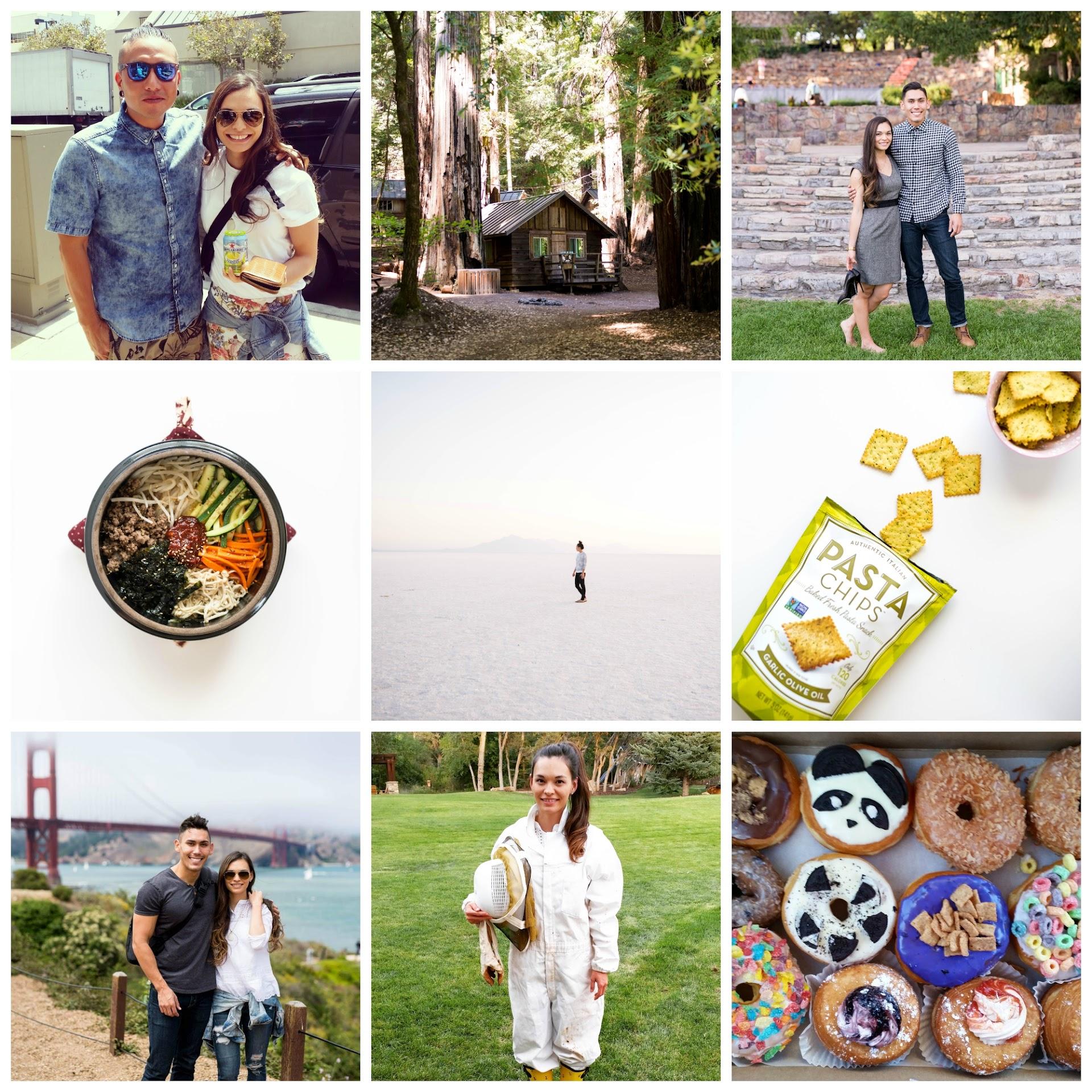 mormon, lds, california, LA, seoul sausage review, chris oh, california donuts, utah, american fork ampitheater, stone bowl bibimbap, salt flats photography, pasta chips review, redwoods camping