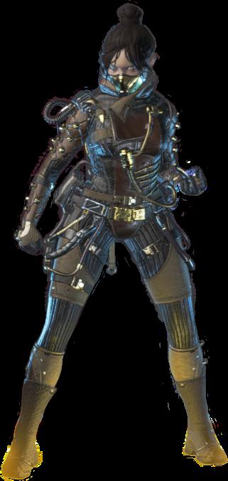 Apex Legends: Apex Legends All Characters Transparent