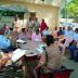 जिलाधिकारी व पुलिस अधीक्षक ने थाना समाधान दिवस पर पहुंच सुनी फरियादियों की समस्याएं