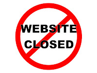 site closed - italy