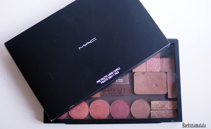 MAC Pro Palette Review_Everyday Makeup Palette
