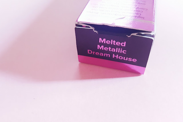 Too faced melted metal dream house