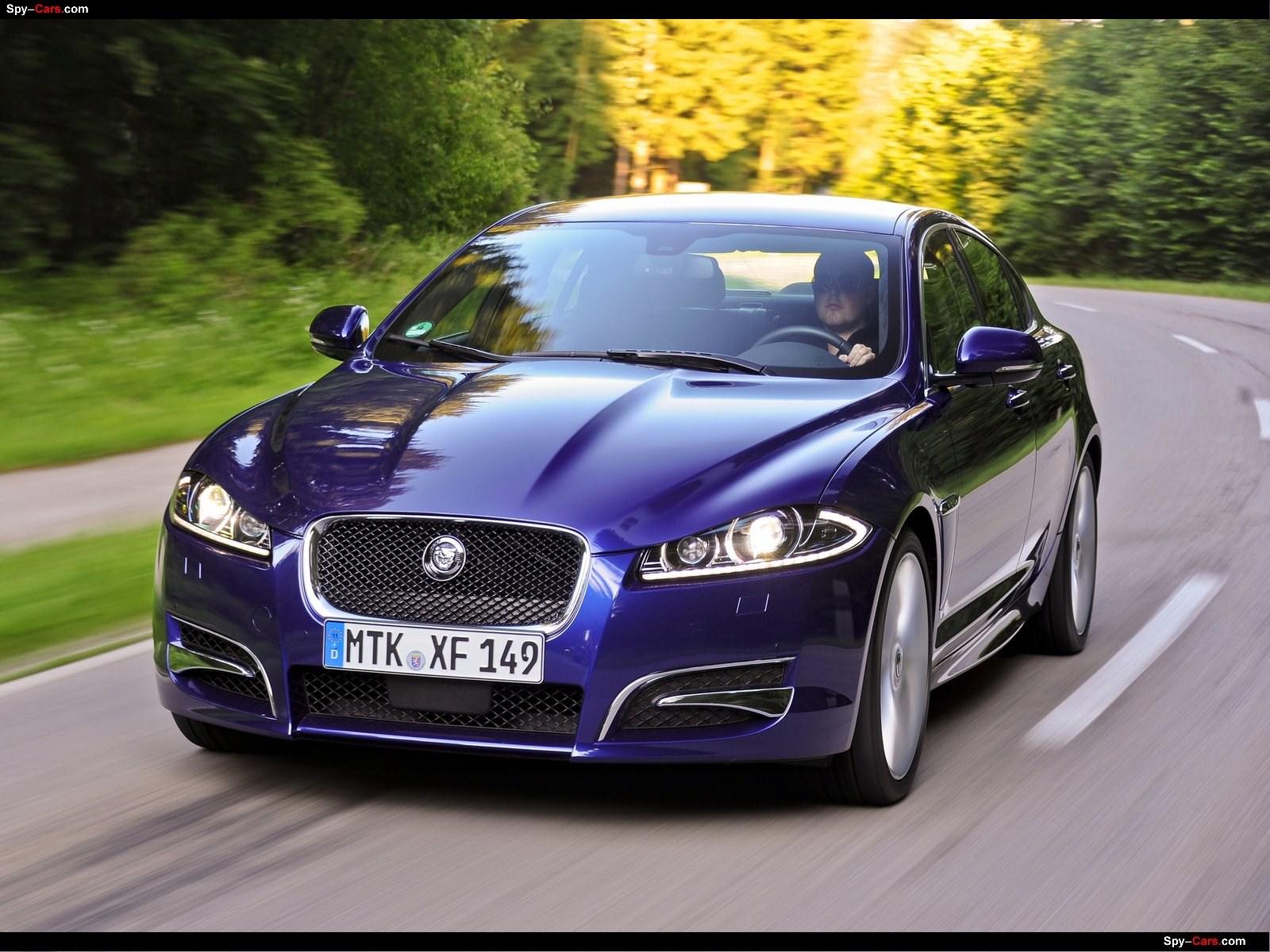 Jaguar Auto Car: 2012 Jaguar XF