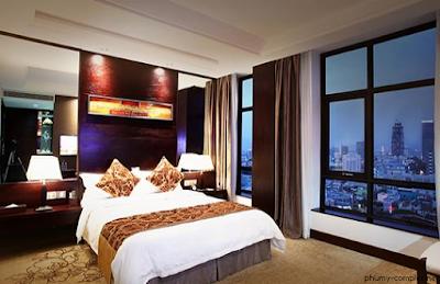 Phòng ngủ căn hộ Phú Mỹ Complex