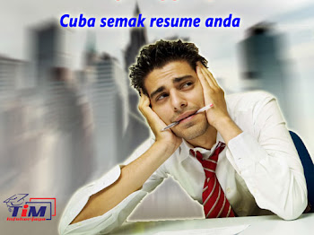 Kenapa Resume Punca Anda Gagal Untuk Mendapatkan Pekerjaan?