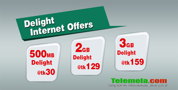 robi delight internet packs