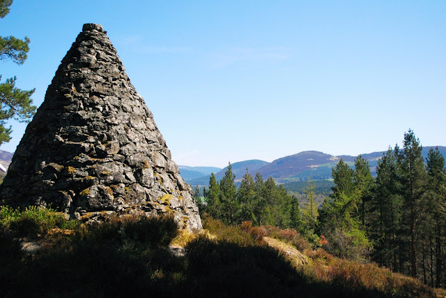 Balmoral Cairns, Royal Deeside, Aberdeenshire
