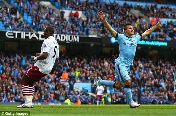 VIDEO Manchester City-Aston Villa 3-2, Risultati Premier League