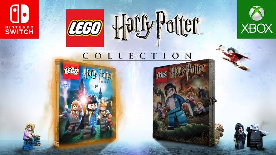 lego harry potter collection nintendo switch xbox one