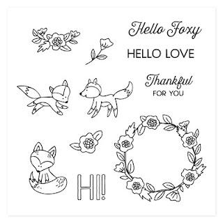 Hello Foxy - S1706 Vandractmh.blogspot.com.au
