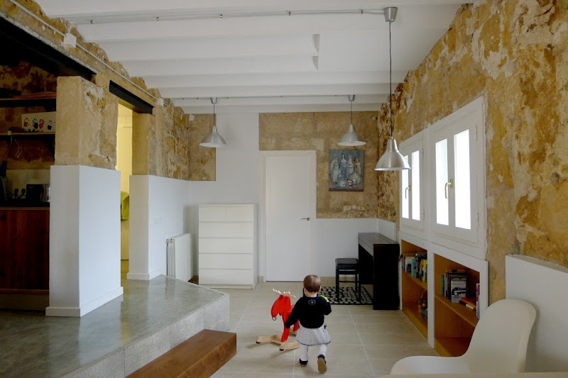 Reforma de una casa rústica - Miel Arquitectos