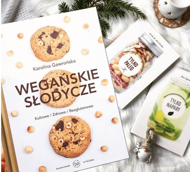 Wegańskie słodycze - Karolina Gawrońska
