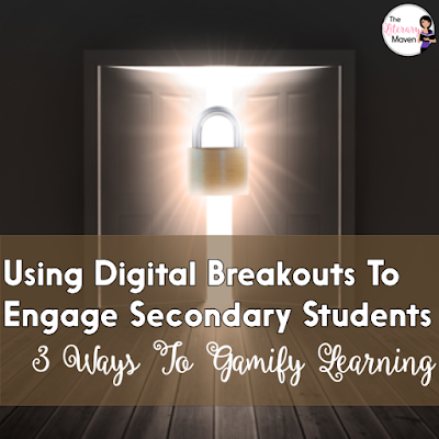 Digital breakouts are a fun and creative way to reinforce skills, preview or review a text, or even start off the school year that require no preparation or special equipment. These online activities make content more engaging and encourage cooperation among students. Read on to learn more about different ways to incorporate digital breakouts into your classroom.