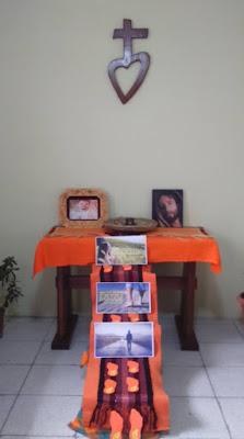Accede por esta imagen al muro de la Fraternidad Laica de Honduras