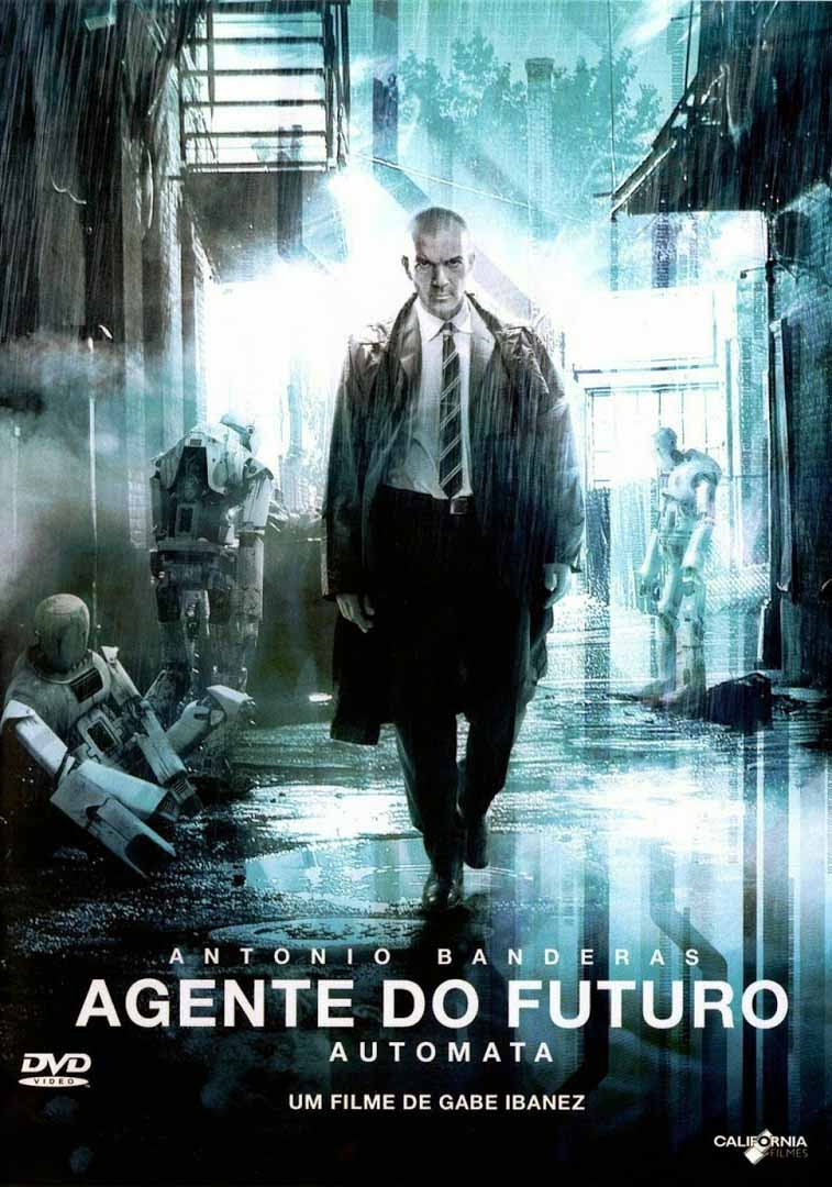 Agente do Futuro Torrent - Blu-ray Rip 1080p Dual Áudio (2015)