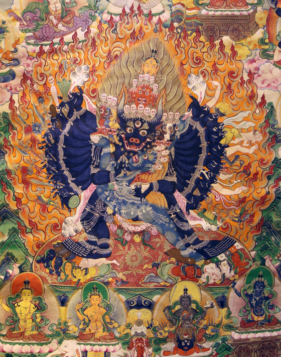 天地之心˙能量療癒: 「捐款護持寺廟」在能量上的效益