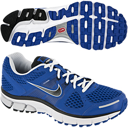 2ad7d3286bf0 The Nike Air Pegasus+ 28 Men s Running Shoe improves upon the  well-cushioned classic with an enhanced upper featuring Flywire for premium  support.